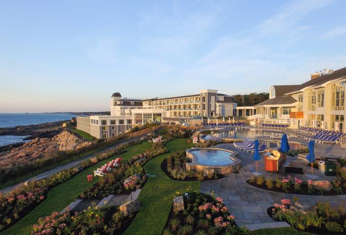 Cliff House Resort, York, Maine